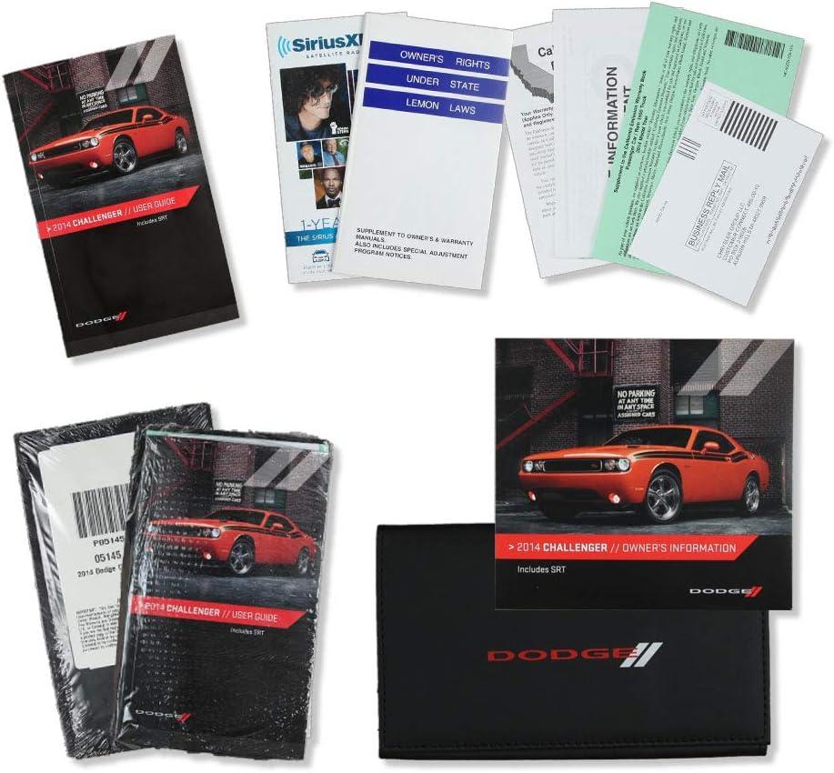 2014 Dodge Super special price Challenger Owner's SRT Philadelphia Mall Includes Manual Kit