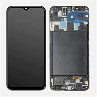 Replaceable Display Touch Screen Fit For SS A20-2019/A205 Black Assembly + Frame TFT Smartphone Accessories Mobile Phone S...