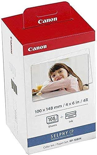 CANON KP-108IN Encre+Papier 108 Photos 10x14.8cm