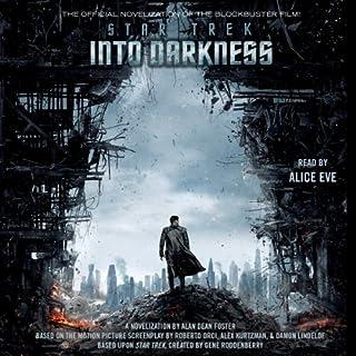 Star Trek: Into Darkness cover art
