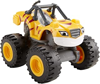 Fisher-Price DKV81 Blaze and The Monster Machines Core Plastic, Yellow