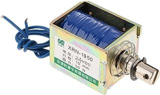 Pull-Push Type Open-Frame magneetventiel elektromagneet ondersteuning DC 24 V spanning