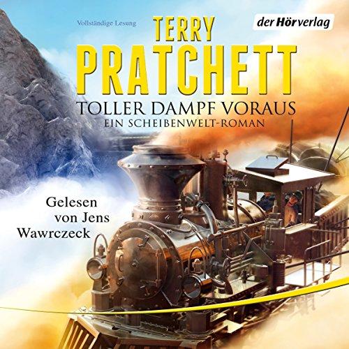 Toller Dampf voraus audiobook cover art