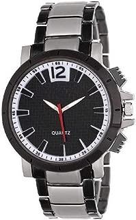 sinar Best Formal Black DIAL Chain Watch for Men