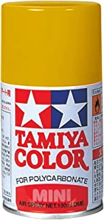 Tamiya Ps-13 Gold Lexan Spray Paint (3oz) Tam86013