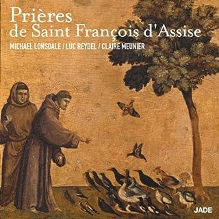 Couverture de Prières de Saint François d'Assise