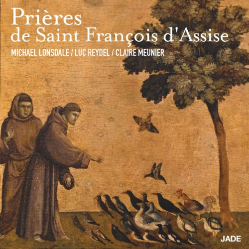 Prières de Saint François d'Assise audiobook cover art