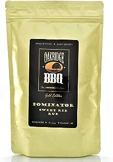 Oakridge BBQ Dominator Sweet Rib Rub - 1 lb