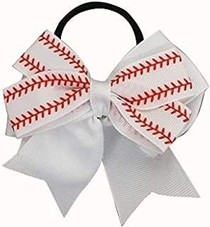 Best baseball hair bows Reviews