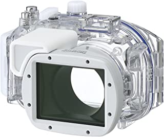Panasonic DMW-MCTZ30 Marine Case for Select Lumix Cameras (White/Clear)