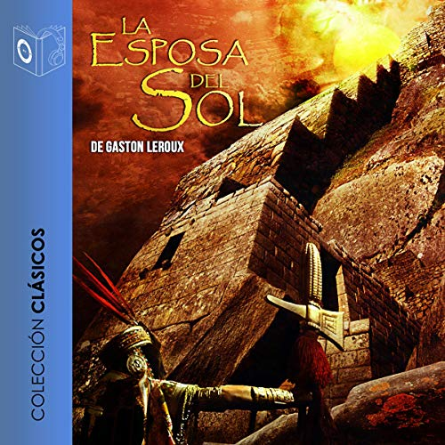 La esposa del sol [The Wife of the Sun] cover art