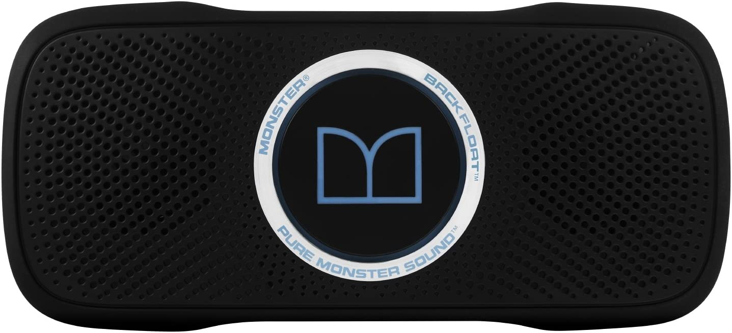 Amazon.com: Monster SuperStar BackFloat High Definition Bluetooth ...