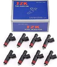 JZK Fuel Injectors 8pcs/Set FJ482 53032713AA 53032713AB for 2004-2009 Dodge
