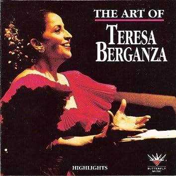 The Art of Teresa Berganza