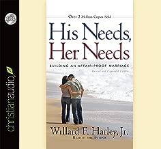 Mejor His Needs Her Needs Audio de 2020 - Mejor valorados y revisados
