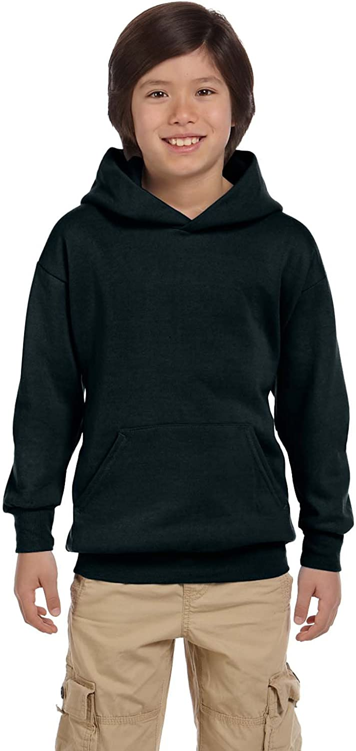 Hanes Free shipping anywhere in 2021 new the nation Big Boys' ComfortBlend Pullover EcoSmart Hoodie