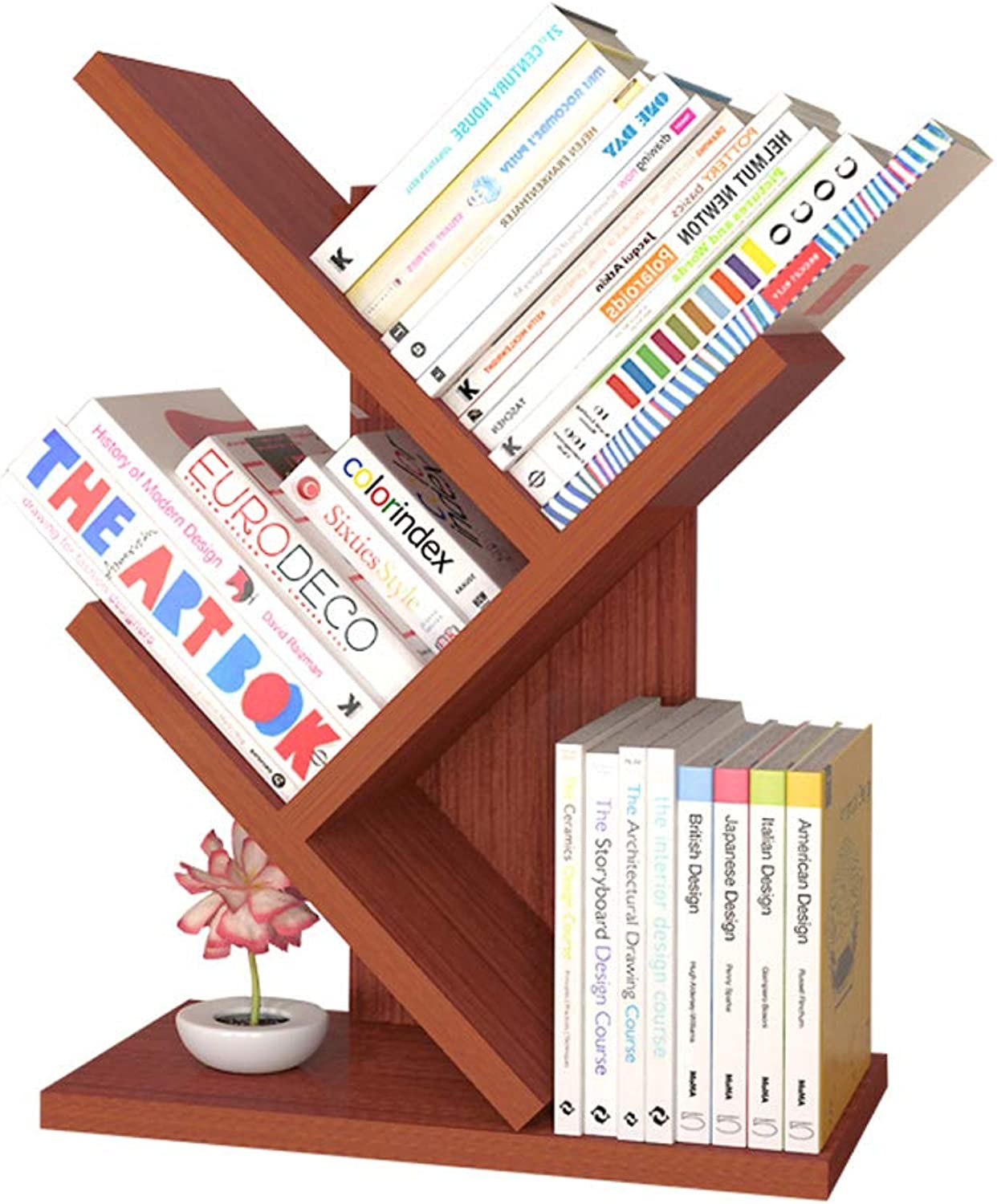 Modern Fashion Home Bookshelf Simple Study Room Small Bookshelf Personalized Office Bookshelf