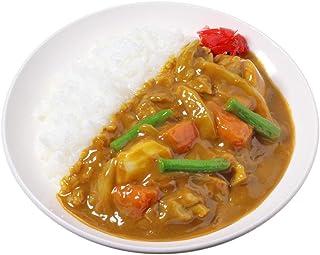 食品サンプル屋さんのミニグルメ(カレーライス)【食品サンプル 雑貨 食べ物 ミニチュア インテリア】