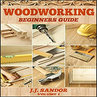 Woodworking: Woodworking for Beginners, DIY Project Plans, Woodworking Book: Beginners Guide 1                   By:                                                                                                                                 J. J. Sandor                               Narrated by:                                                                                                                                 Matthew Broadhead                      Length: 52 mins     1 rating     Overall 5.0