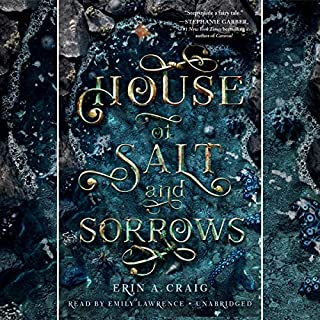 House of Salt and Sorrows audiobook cover art