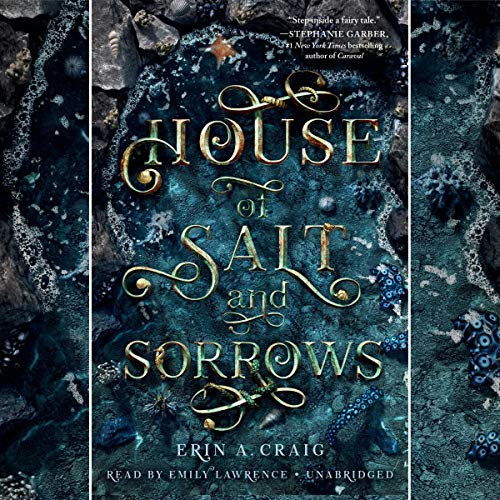House of Salt and Sorrows cover art