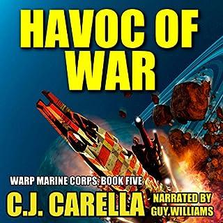 Havoc of War audiobook cover art
