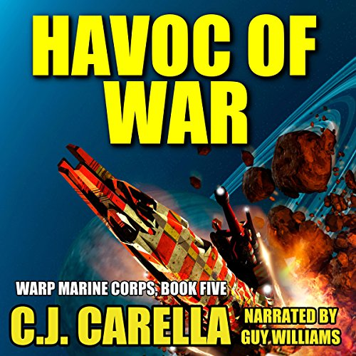 Havoc of War audiobook cover art