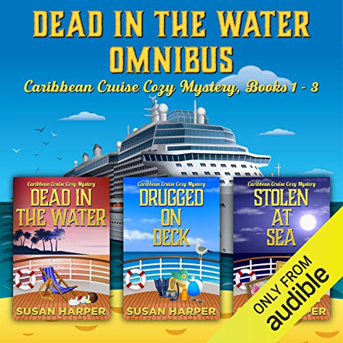 Dead in the Water Omnibus cover art