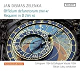 Jan Dismas Zelenka: Officium Defunctorum ZWV 47 / Requiem ZWV 46