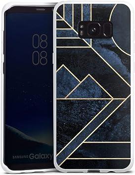 DeinDesign Coque en Silicone Compatible avec Samsung Galaxy S8 ...