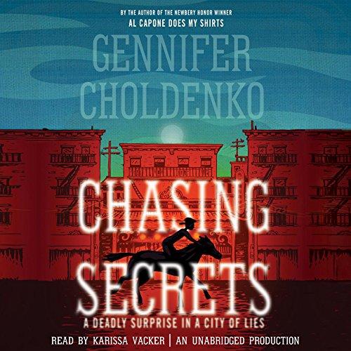 Chasing Secrets audiobook cover art