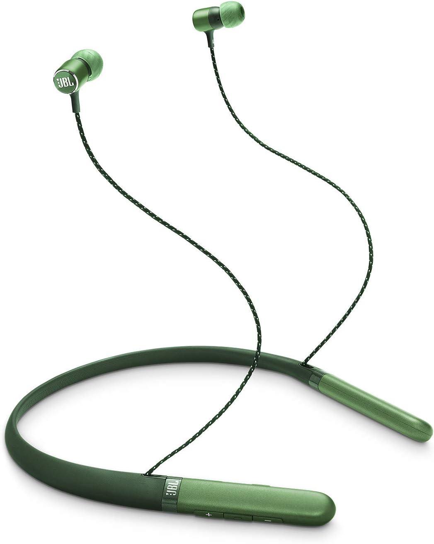 JBL LIVE 200 - In-Ear Neckband Wireless Headphone - Green