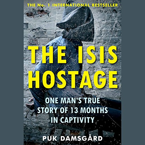 The ISIS Hostage audiobook cover art
