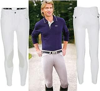 Pikeur - Mens Angled Pockets Breeches with Knee Patches Rodrigo