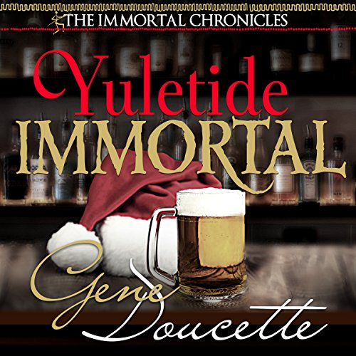 Yuletide Immortal audiobook cover art