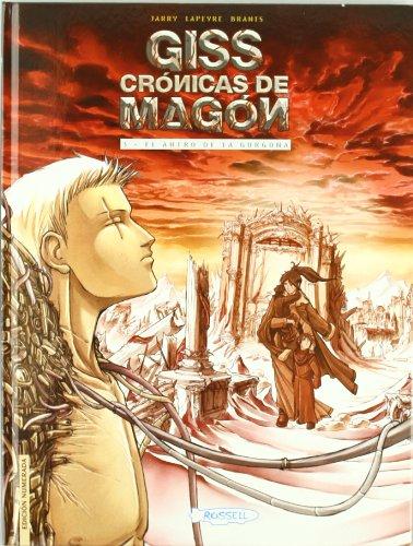 Giss Cronicas De Magon 3-El Antro De La Gorgona