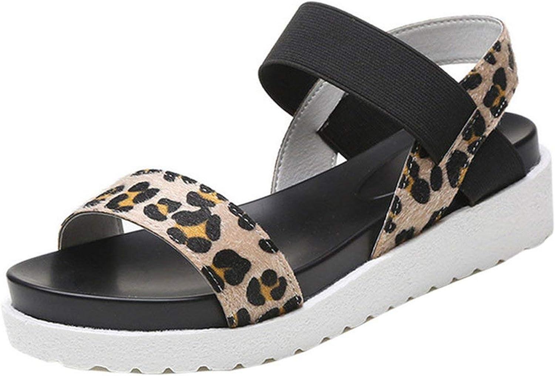 Coolemon 2019 Fashion Sandals Women Aged Leather Flat Sandals Ladies shoes Sandalia Feminina Buty Damskie Sandalias women  1