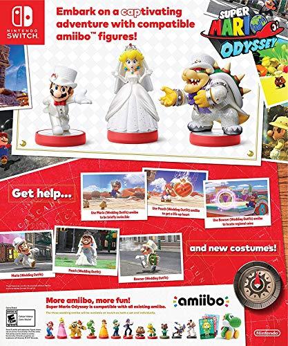 Super Mario Odyssey Bowser Amiibo - 4