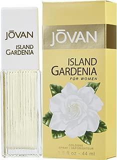 JOVAN ISLAND GARDENIA by Jovan COLOGNE SPRAY 1.5 OZ (Package Of 2)