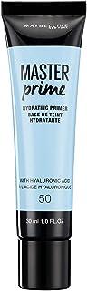 Maybelline New York Master Prime Hydration Face Foundation Primer - 30 ml, Transparent 50