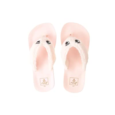 Reef Kids Ahi Sleepover (Little Kid/Big Kid) (Pink Cloud) Girls Shoes
