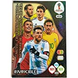 Adrenalyn XL FIFA World Cup 2018 Invincibleカード – ロナウド、メッシ, Neymar etc