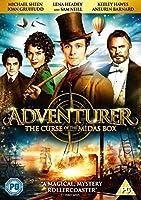 The Adventurer - The Curse of the Midas Box