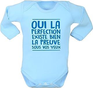 7271ec5e01018 Amazon.fr   Vetement Bebe Rigolo   Vêtements
