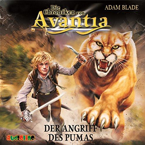 Der Angriff des Pumas (Die Chroniken von Avantia 3) Titelbild
