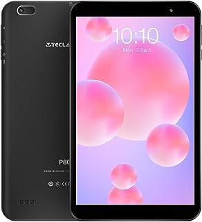「2020 NEW モデル 」Teclast P80H タブレット 8インチ タブレット 2GB+32GB 「128GBまで拡張可能」 1280×800 IPS Android 10 WiFI モデル Bluetooth GPS 日本説明書付け...
