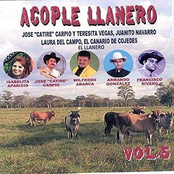 Acople Llanero (Vol. 5)