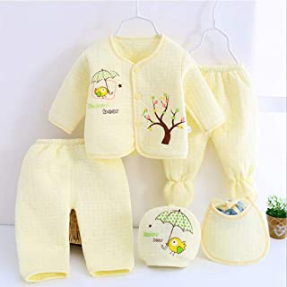 Baby boy and girl clothes newborn sets organic cotton elastic breathable newborn baby party gift box packaging Spring summ...