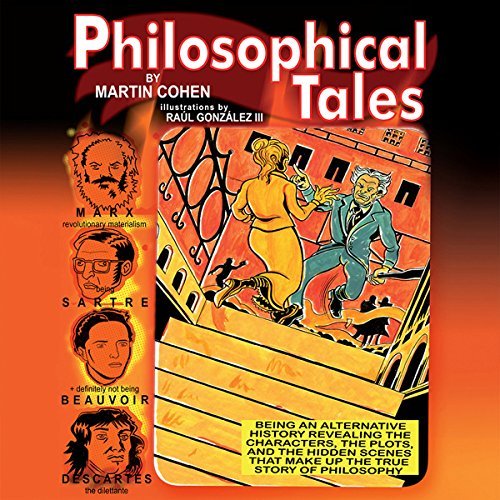 Philosophical Tales audiobook cover art