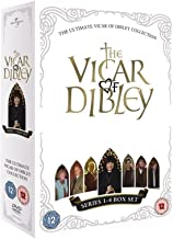 The Vicar of Dibley: BBC Series - The Ultimate Collection [Seasons 1, 2, 3 & 4] + Exclusive Christmas & Seasonal Specials (6 Disc Box Set) [DVD]